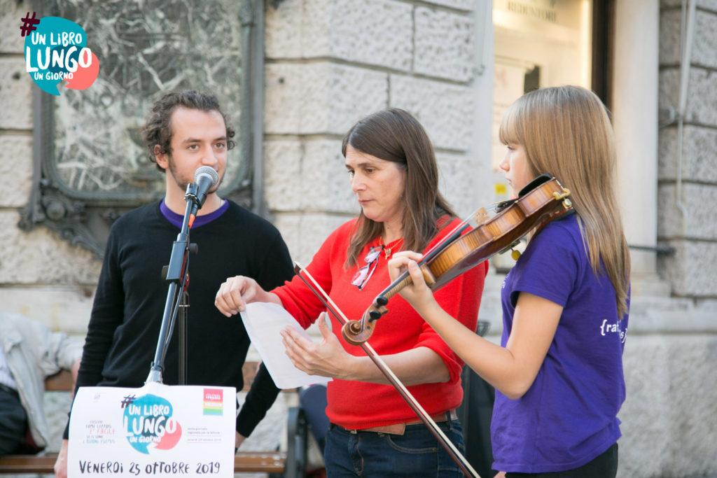 Leggendo suonando – Trieste - Credits LeggiAMO 0-18
