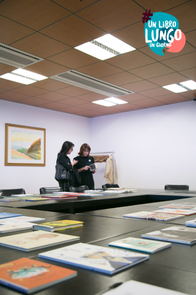 Un libro lungo un giorno - Giunta Regionale - Credits Claudio Cescutti