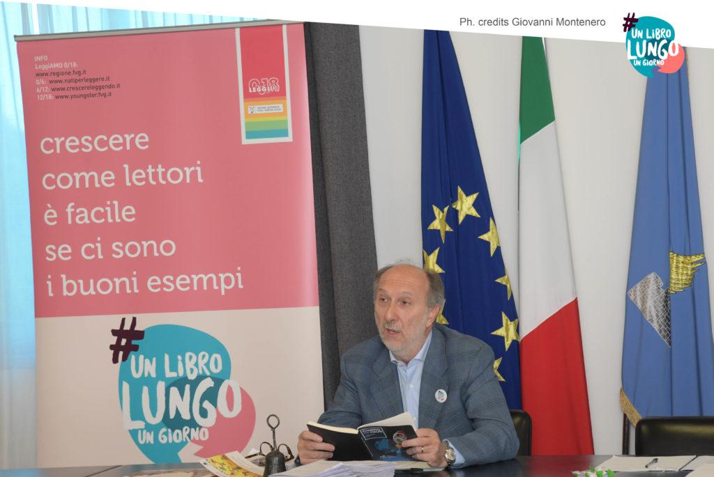 Un libro lungo un giorno - Giunta Regionale - Credits Giovanni Montenero